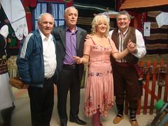 Rade Petrovic,Miodrag Radomirovic,Vera Matovic i Radisa Urosevic  TV Duga