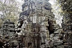 Angkor, Cambodia (lab604) Tags: travel vacation temple cambodia khmer buddha buddhist temples siem thom civilization angkor wat hindu riep 2014 kamboda