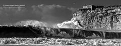 naz 015-2 (Renjorge_Photography) Tags: ocean lighthouse storm portugal niko xxl nazaré bigwave macnamara billabongxxl giantwaves