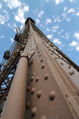Eiffel Tower (Farangrakthai) Tags: paris france clouds canon bluesky eiffel 7d 1022mm