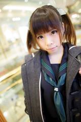 IMG_8143 (SSScat) Tags: cute girl student uniform  jk