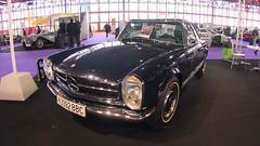 Mercedes-Benz 280 SL. Fabricado entre 1963 y 1971