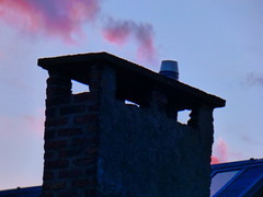 P1050194trav (pascalpiette) Tags: leica city red cloud sol clouds sunrise lumix soleil belgium belgique alba cities down du jour panasonic amanecer aurora wee hours raymond pascal towns huy octave heure lever bleue aurore aube piette dmcfz72 25022014