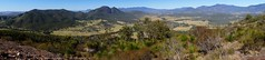 Panorama View from Mount Greville (720m) (Tatters ) Tags: panorama mountains landscape scenery view notes hiking australia lookout qld queensland wikip