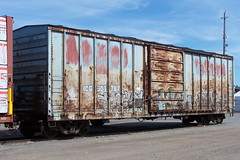 ICG 501792 B Ottawa, Ontario 08212007 Ian A. McCord (ocrr4204) Tags: ontario canada train wagon kodak ottawa railcar traincar pointandshoot mccord ocr railroadcar walkley z740 freightcar railwaycar ocrr ottawacentralrailway walkleyyard 1000000railcars ianmccord ianamccord