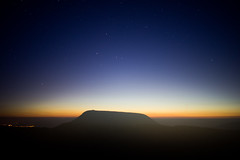 Dawn over Pen-y-fan