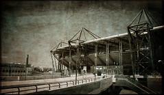.  (Karaiskakis Stadium) (Nikos Niotis) Tags: old bridge t