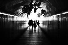 The Uninvited - EXPLORED! Thank you :-) (Fotomondeo) Tags: blackandwhite españa castle valencia silhouette contraluz spain tunnel alicante silueta tunel castillo alacant lx7 castillodesantabarbara lumixlx7 panasoniclumixlx7