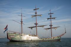 NK Platbodem - Monnickendam 2013 (lambertwm) Tags: zeilen sailing ijsselmeer wedstrijd nk festinalente platbodem monnickendam soeverein admiraliteitnl