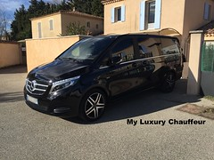 My Luxury Chauffeur - Mercedes V-Class (My Luxury Chauffeur) Tags: france car vw sedan volkswagen mercedes benz long riviera  south transport s tourist cte voiture limo stretch class business company v 350 e seeing shuttle vip sight provence executive luxury limousine lang languedoc luxe berline classe sud visite tourisme balade luxurious mlc cdi caravelle chauffeur prestige sclass vtc disposition longue eclass navette viano mise provision transfert luxueux atoutfrance dazur eklass evtc sklass