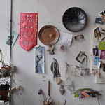 "Brady Artists Studio: Mel Cornshucker & Donna Prigmore <a style=""margin-left:10px; font-size:0.8em;"" href=""http://www.flickr.com/photos/11233681@N00/15880403194/"" target=""_blank"">@flickr</a>"