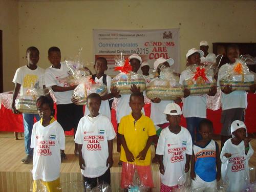 International Condom Day 2015: Sierra Leone
