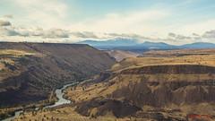 (n0mad.mu) Tags: mountains nature oregon landscapes nw deschutes rivers cascades jefferson troutcreek stoutcreek