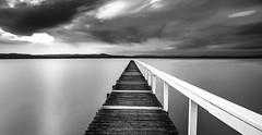 Long Jetty (Kash Khastoui) Tags: sunset white black coast long jetty sony central australia stop filter nsw 16 hitech kash khashayar firecrest a7r khastoui