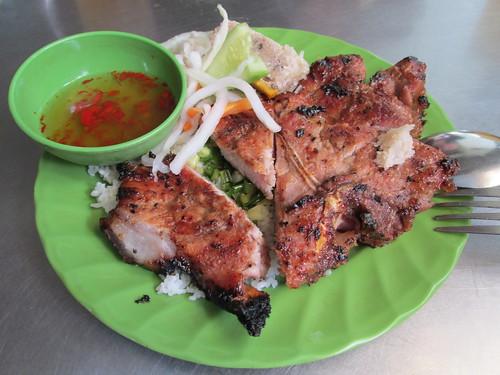 Petit déjeuner vietnamien