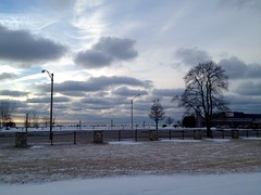 Sunrise Two Rivers (Lester Public Library) Tags: library libraries lakemichigan lpl librariesandlibrarians 365libs