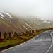 A very misty Dalveen Pass