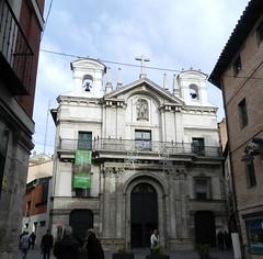 Iglesia Penitencial de la Vera Cruz Valladolid 01 (Rafael Gomez - http://micamara.es) Tags: de la iglesia valladolid cruz vera penitencial