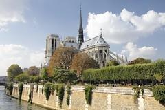 WIDOMSV: Notre Dame (G-daddyArt) Tags: paris france church river notredame siene
