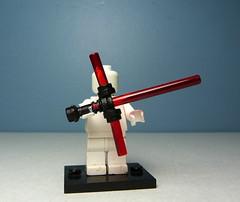 Lego Custom LightSaber (gadwaid13) Tags: light 2 6 3 star 1 starwars lego 5 4 7 sabre saber laser lightsaber wars trailer custom episode sabrelaser