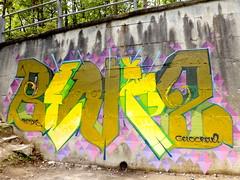 BENI'Z (Benji_s) Tags: gelo writing graffiti letters spray lettering graff benjis gelocrew beniz graffiti2016