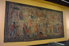 Museo de Santa Cruz (Emilio J. Rodrguez-Posada) Tags: santa espaa museum toledo cruz mayo museo castillalamancha tapiz 2016 museodesantacruz tapices