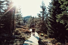 ...on the road... (Barbora Vyl) Tags: trip nature out czech hiking hike wanderlust adventure explore hikers wander naturelover adventuretime