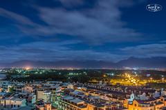 Night landscape,Pingtung City,Taiwan (ShengRan) Tags: landscape nikon taiwan moonlight nightlandscape pingtung d600