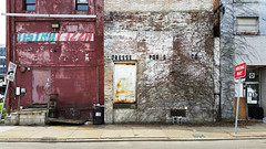 city urban wall landscape alley rust pittsburgh pennsylvania urbanlandscape ghostsign westernpennsylvania 2000s 2016 alleghenycounty 2010s pittsburghregion willreal williamreal