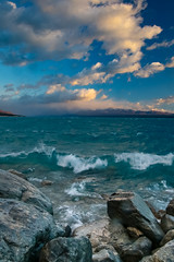 Lake Tekapo Sunrise November 24, 2015 (gary.herbella) Tags: newzealand canterbury nz tekapo