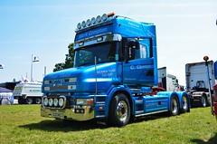 Compton's T Cab (stavioni) Tags: truck t compton mark cab lorry r rig series scania unit comptons r580 tcab bx06hlc cc03mcc