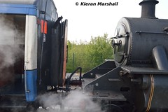 4 at Hazelhatch and Celbridge, 16/5/16 (hurricanemk1c) Tags: irish train 4 rail railway trains hatch railways irishrail 264 2016 number4 iarnród éireann rpsi iarnródéireann wtclass railwaypreservationsocietyofireland hazelhatchandcelbridge 0900westportconnolly internationalrailtour croaghpatrickrailtour