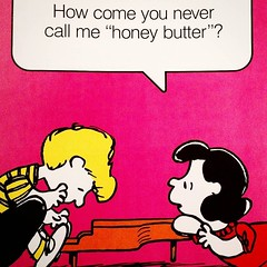 Honey Butter! #schroeder #lucy #peanuts #love #piano #collectpeanuts #snoopygrams #snoopyfan #snoopylove #ilovesnoopy (collectpeanuts) Tags: brown peanuts charlie snoopy collectpeanuts