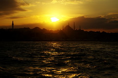 Istanbul, Fichiers Perdus... (philch6) Tags: autumn sunset fall automne turkey soleil october pentax trkiye charles istanbul turquie  ricoh philippe couchant octobre k3  2015    philch6