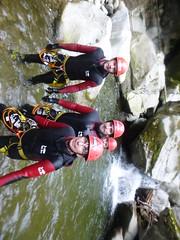 P1120436 (Mountain Sports Alpinschule) Tags: blue mountain sports lagoon canyoning zillertal zemmschlucht alpinschule