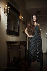 Night (Hernn Esmoris) Tags: night model dress photoshoot longhair modelo sensual tall brunette nightdress romatic hernnesmoris hernanesmoris hesmoris