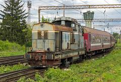 80-0479-8 RO-SNTFC (Vlady 29) Tags: railroad green train tren spring power diesel rail railway romania locomotive passenger ldh brasov hydraulic cfr faur calatori manevra