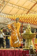 IMG_7773 (ydnA uaL) Tags: day pray monk bless vesak