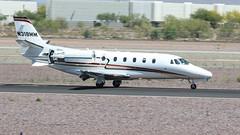 Cessna 560XL Citation Excel N318MM (ChrisK48) Tags: 2001 airplane aircraft dvt phoenixaz kdvt citationexcel cessna560xl n318mm phoenixdeervalleyairport