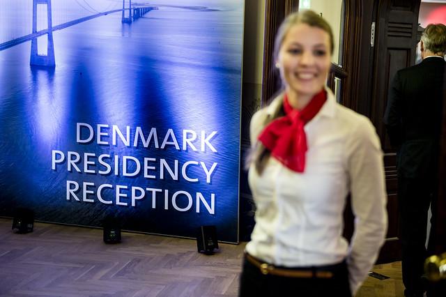 Denmark hosts the Presidency Reception