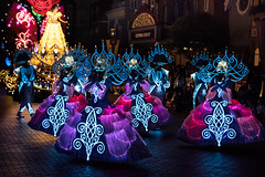 Paint the Night (3dgor ) Tags: pentax disneyland disney parade nightparade hongkongdisneyland paintthenight dfa2470