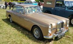 STUNNING ALVIS. (suki5150) Tags: england classic ford austin buick jaguar morrisminor audi landrover classiccars carshow alvis rootes claremontfarmcars fordcorsair1966