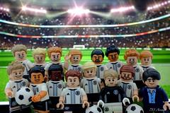 LEGO 71014 DFB - The Mannschaft (713 Avenue) Tags: lego 71014 minifigure uefa euro 2016 soccer germany stadium football dfb mannschaft fujifilm x100t fifa adidas france