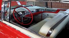 '56 Cadillac 2-Door Hardtop #2 (artistmac) Tags: cars vintage gm antique auction indianapolis indy indiana cadillac area gavel luxury automobiles staging representative generalmotors in mecum stagingarea standardoftheworld showyourauto patrickkrook