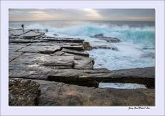 The ocean's sound (jongsoolee5610) Tags: seascape coast photographer sydney wave australia maroubra sydneyseascape