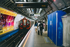 Victoria Line. (Jordi Corbilla Photography) Tags: city people london train 35mm underground nikon d750 f18 jordicorbilla jordicorbillaphotography