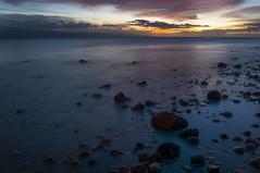 Just Another Day In Paradise (gpa.1001) Tags: sunset beach hawaii maui lanai kahana