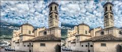 3D volumes (Bruno Zaffoni) Tags: italy stereophotography 3d italia trentino stereoscopy stereo3d rovereto stereoscopia