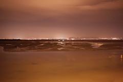 Faro (Katinka Irrlicht) Tags: coast portugal faro nachtaufnahme nighttime ocean