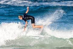 Tallow Beach Surfers (sbyrnedotcom) Tags: blue sea beach sports surf waves action australia surfing nsw surfers tamron byronbay tallowbeach